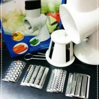 multifuction fruit salad slicer LT0018 penggiling sayur nicer
