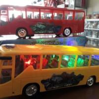 Mainan Bus Baterai Amazing Spider-man