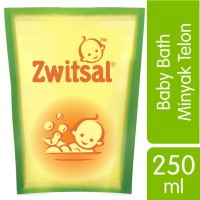 Zwitsal Baby Bath Natural Minyak Telon 250ml