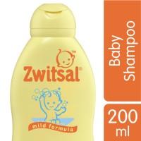 Zwitsal Baby Shampoo Classic 200ml