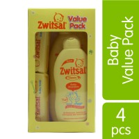 Zwitsal Baby Value Pack