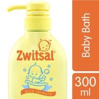 Zwitsal Baby Bath Classic 300ml