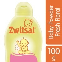 Zwitsal Baby Powder Classic Fresh Floral 100gr