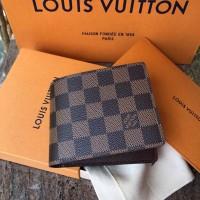Dompet LV Louis Vuitton Multiple Wallet Damier Asli / Ori / Authentic