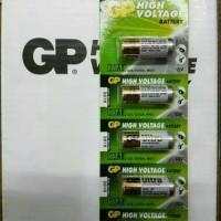 Baterai Batre Battery Remote Remot Alarm Mobil Bel 23A 23 A 12V GP
