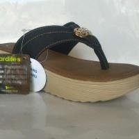 Sandal wedges sopan wanita ardiles sandwi htm sb 37-40