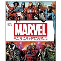 Marvel Encyclopedia Updated and Expanded (HARDCOVER)