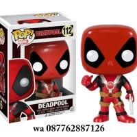 Jual Funko Pop Deadpool - Tumbs up Deadpool Murah
