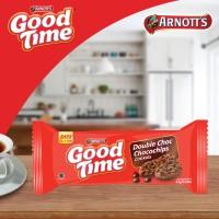 harga Good Time Cookies Cokelat Double Choc Chocochips 17gr - 1 Box (12 Pcs) Tokopedia.com