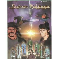VCD ORIGINAL Sunan Kalijaga Film Animasi