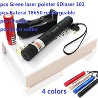 green laser pointer type 303