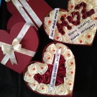 Jual Bunga Box | Bunga Wisuda | Bunga Wedding | Bunga Pita Murah