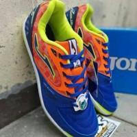 Sepatu Futsal Joma Salamax blue-orange SMAXW.604.IN