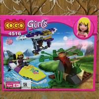 Cogo Blocks Lego Heli