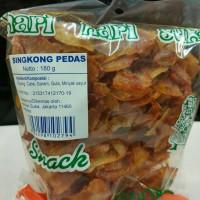 Jual Snack Keripik Singkong Pedas Murah