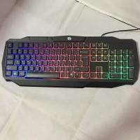 Keyboard Gaming STURDY TP 809 Rainbow