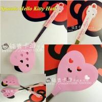 Jual Alat Masak/Spatula/Sodet Hello Kitty (BUKAN MERK TUPPERWARE) Murah