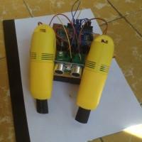 harga Robot Vacuum Cleaner Sensor Ultrasonik Tokopedia.com