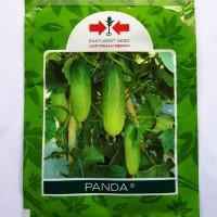 1 Pack 20 Gr Benih Bibit Sayuran Mentimun Timun Panda Cap Panah Merah