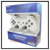 Jual STICK STIK PS3 WIRELESS WHITE - STICK PS3 WARNA PUTIH ORIGINAL Murah