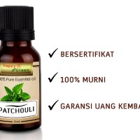 Patchouli Essential Oil (Minyak Nilam)| 10 ml Seiras Young Living