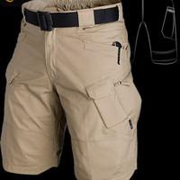 Jual celana pendek pria Cargo bawahan pria celana tactical casual airsoft Murah
