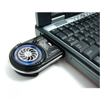 Jual Strong Cool Mini Vacuum Cooler Fan Penghisap panas Laptop Cooling Pad Murah