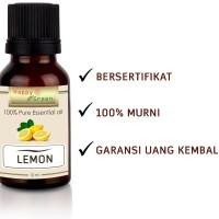 Lemon Essential Oil (Minyak Jeruk Lemon) | 10ml Seiras Yong Living