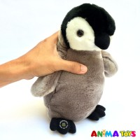 Boneka Hewan Anak Pinguin Kaisar Baby Emperor Penguin Stuffed Animal