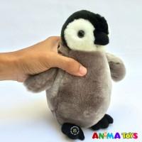 Boneka Anak Pinguin Kaisar Mini Baby Emperor Penguin Stuffed Animal