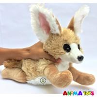 Boneka Hewan Rubah Fennec Fox Stuffed Animal Animatoys