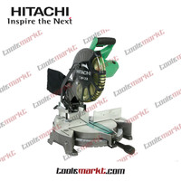 Hitachi C10FCE2 Mesin Gergaji Potong Kayu Compound Miter Saw C 10FCE2