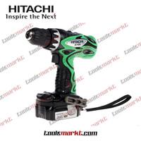 Hitachi DS14DFL Bor Obeng Baterai Cordless Driver Drill DS 14DFL