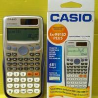 SALE.. Kalkulator Scientific Casio FX-991ID Plus | TERMURAH | TERLARIS