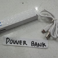 Powerbank - Power Bank 3300mah Samsung Cell Original