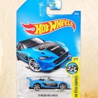 Hot Wheels 15 Mazda MX 5 Miata