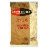 French Fries Farm Frites 2.5 kg 12mm Crinkle