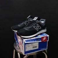 New Balance 574 Re-Engineered Black Gray