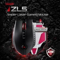 bloody ZL5A/ZL 5A/ZL5 A Sniper Laser Gaming Mouse 8200dpi