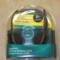 Logitech G330/G 330 Open Air Gaming Headset