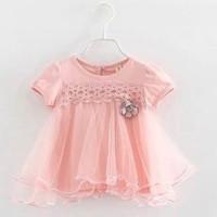Jual Baju Anak Import / Atasan Anak Perempuan / Blouse Anak Perempuan Peach Murah