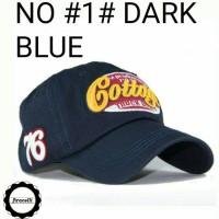 Jual Topi Baseball Caps Murah / Topi Cottage Import / Topi Tumblr Casual Murah