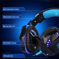 Headset Gaming Headsets Hedset Deep Bass EACH G2000 Terbaik dan Murah