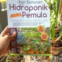 Buku Jago Bertanaman Hidroponik Untuk Pemula