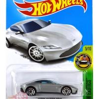 Aston Martin DB10 JAMES BOND 007 - SPECTRE Hot Wheels HW Hotwheels
