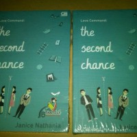Love Command: The Second Chance - Janice Nathania