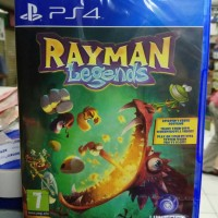 game Ps4 Rayman legend