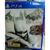 game Ps4 BATMAN RETURN TO ARKHAM CITY