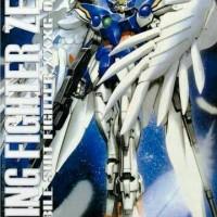 Gundam MG 1:100 Wing Fighter Zero - Gunpla Master Grade