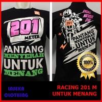 Kaos Distro Baju Murah Motor Drag Racing Balapan RACING GASS POLL